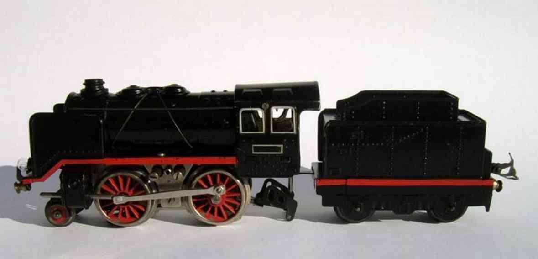 bub 9570/18 spielzeug eisenbahn 18-volt dampflokomotive spur 0