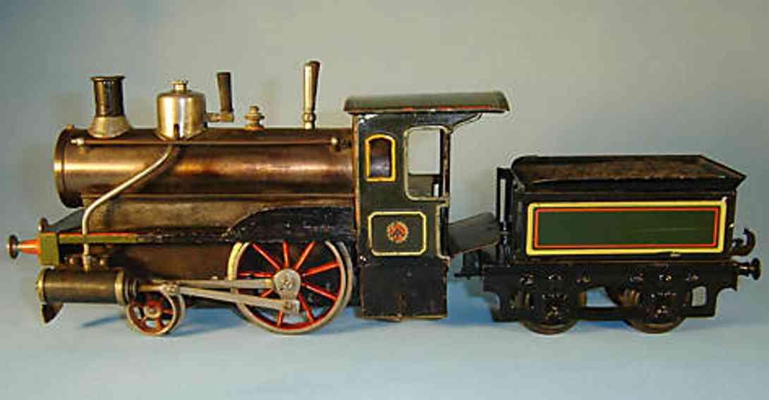 Carette 506/48 Spiritus-Dampflokomotive