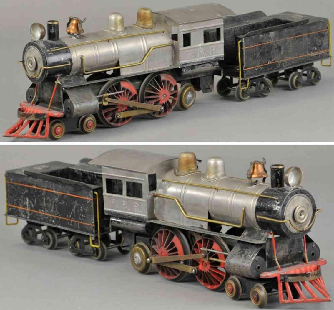 carlisle & finch 34 131 spielzeug eisenbahn lokomotive tender
