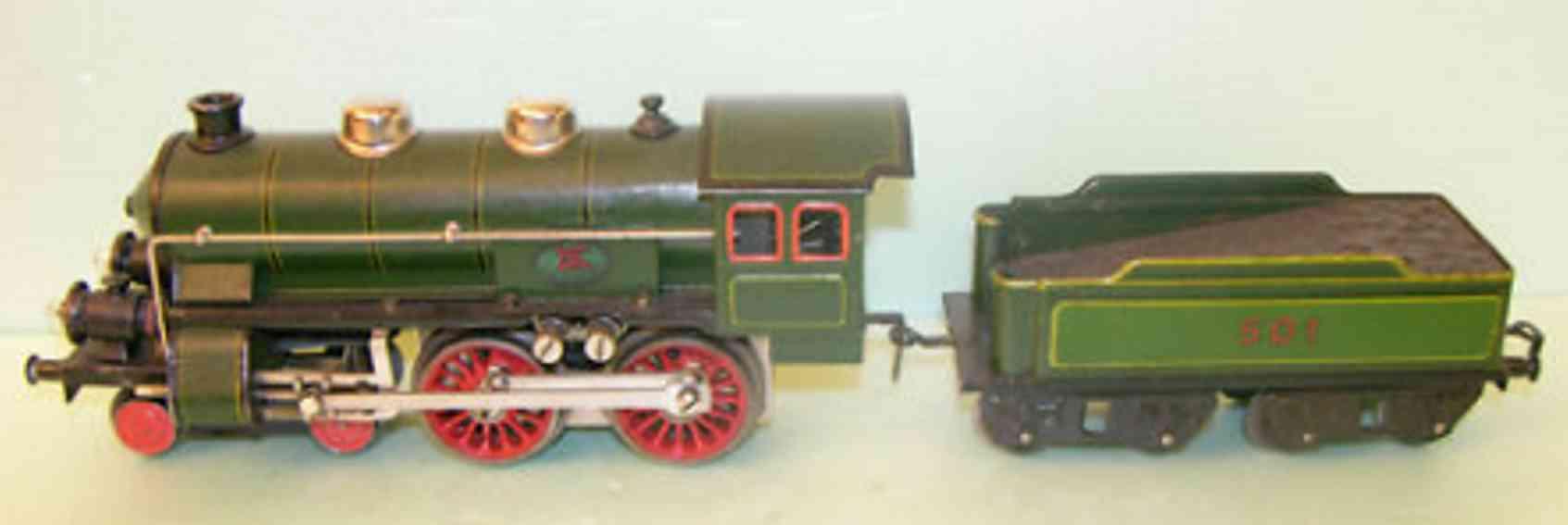 doll spielzeug eisenbahn dampflokomotive