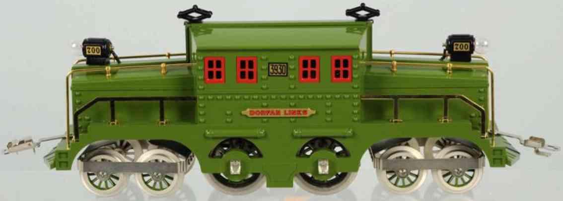 dorfan 3930 spielzeug eisenbahn lokomotive krokokil wide gauge