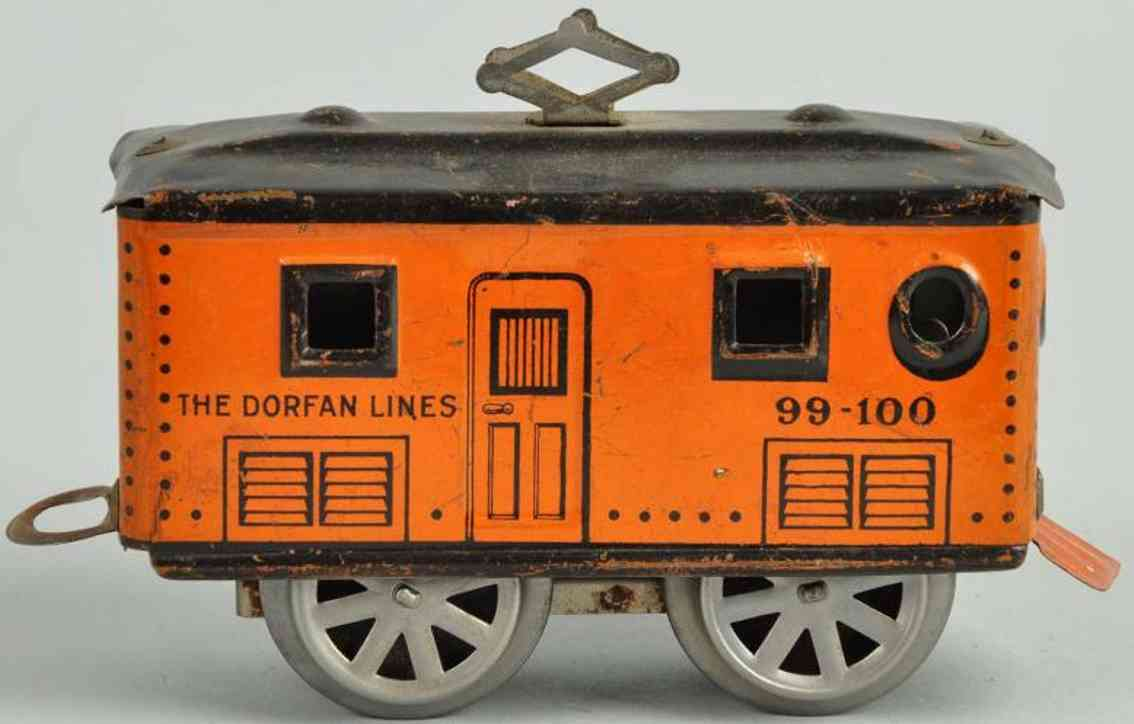 Dorfan 99-100 Electric kocomotive