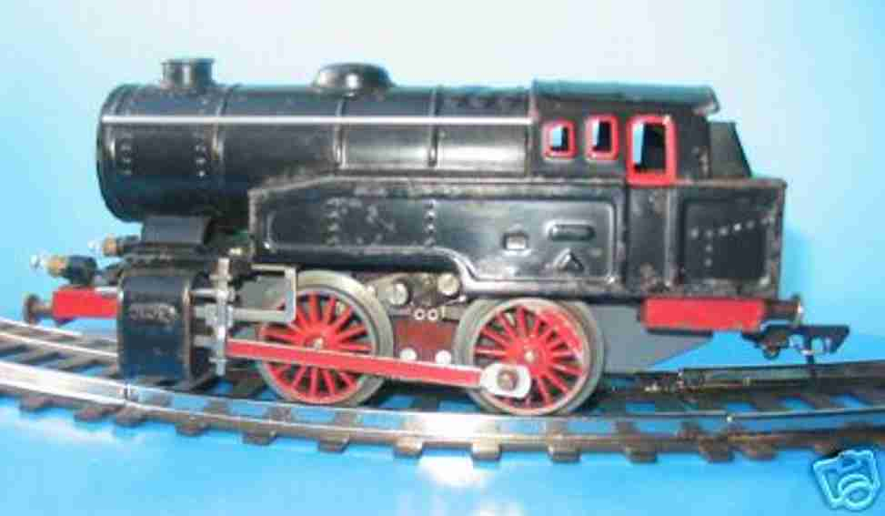 fleischmann railway toy engine steam tender locomotive e 320 gauge 0