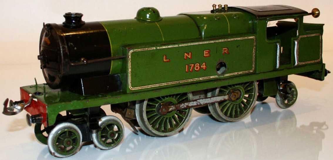 hornby 1784 lner uhrwerklokomotive 2b1 tank 2 1784