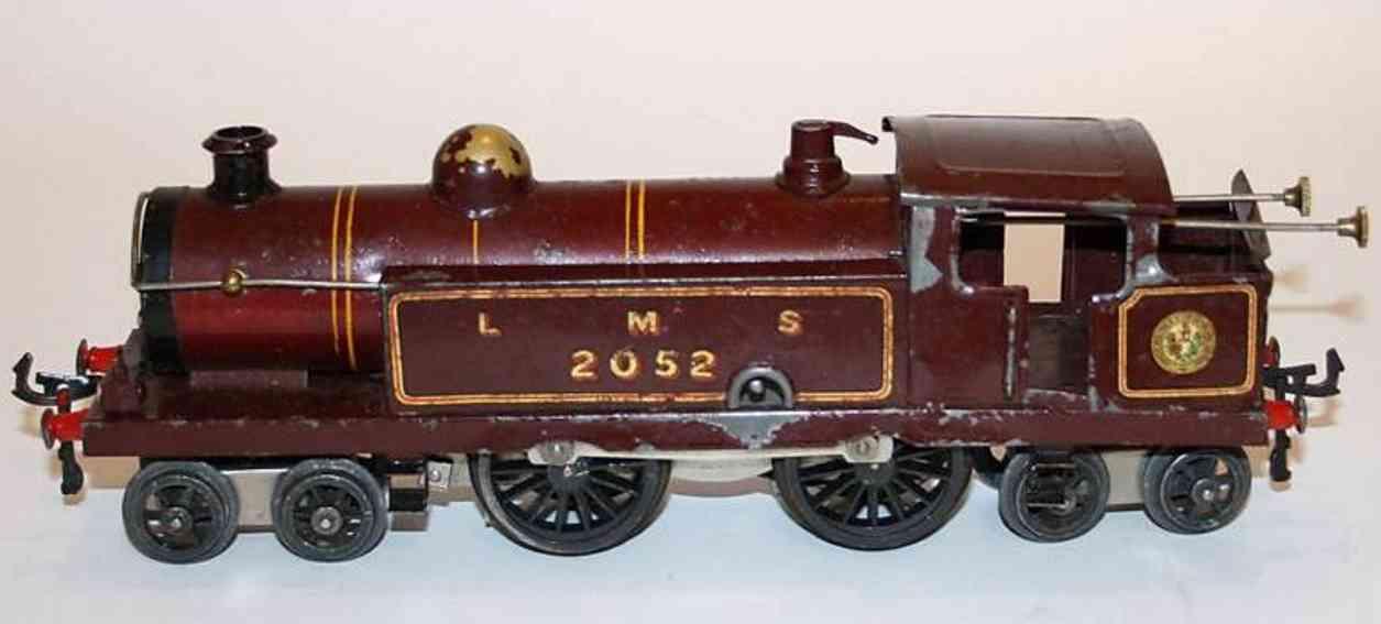 Hornby 2052 Uhrwerklokomotive