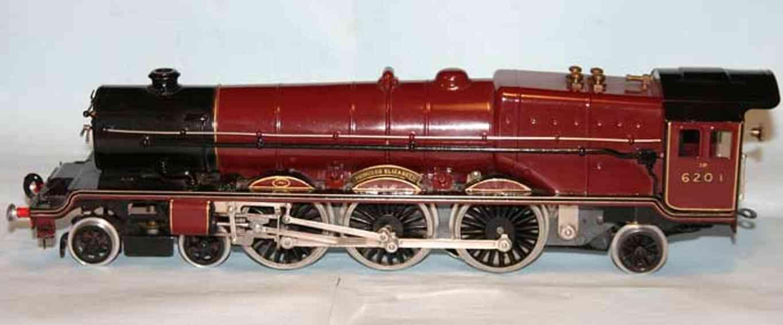 Hornby Schnellzuglokomotive  6201 Princess Elizabeth