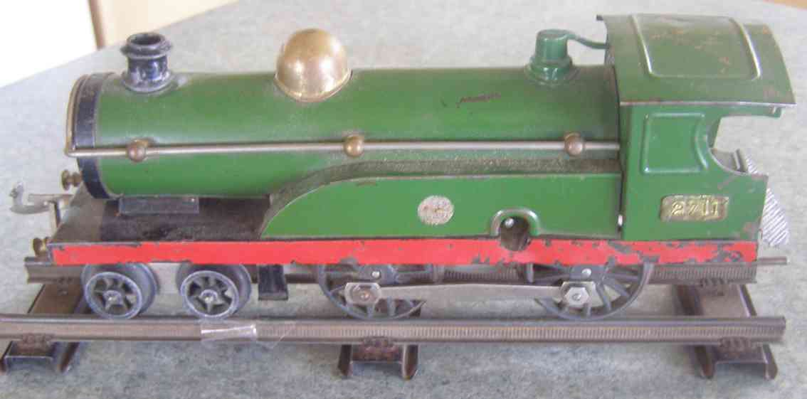 Hornby Uhrwerk-Dampflokomotive