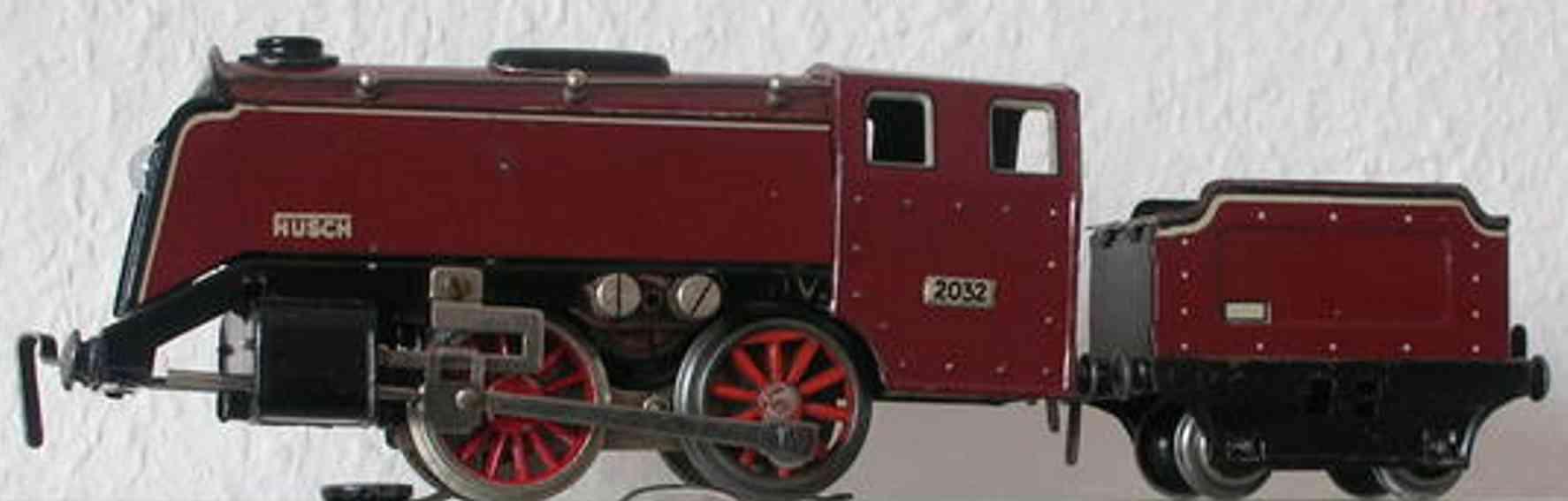 Husch 2032 20 Volt Lokmotive