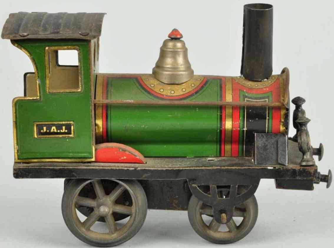 Issmayer Uhrwerklokomotive JAJ