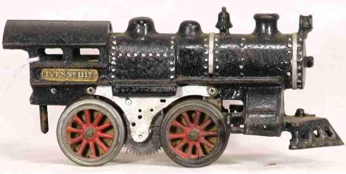 Ives 1117 Dampflokomotive