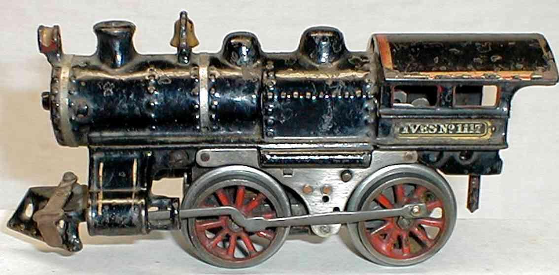 ives 1117 1911 pielzeug eisenbahn dampflokomotive spur 0
