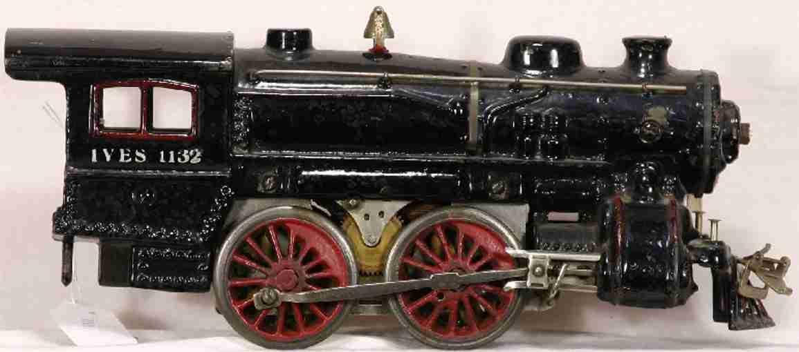 ives 1132 spielzeug eisenbahn lokomotive aus gusseisen
