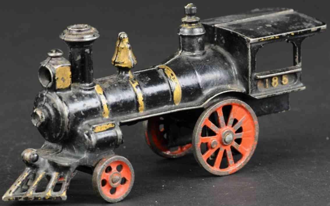 ives 185 spielzeug eisenbahn gusseiserne lokomotive