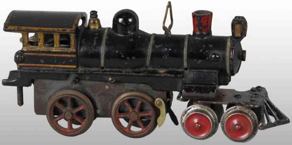 ives 25 spielzeug eisenbahn lokomotive mit uhrwerk spur 0