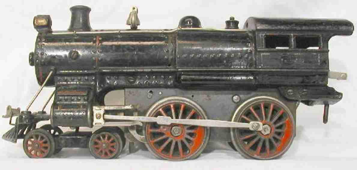 ives 40 spielzeug eisenbahn lokomotive tender dritte version spur 1