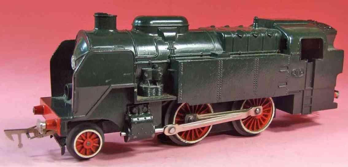 jep 120 spielzeug eisenbahn lokomotive dampflokomotive 120 zamac
