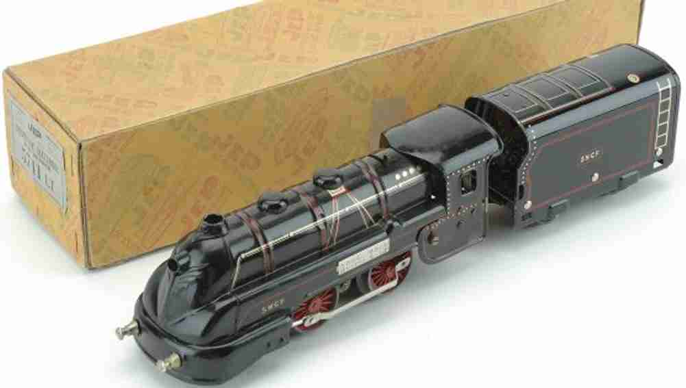 JEP 5741 Locomotive Engine & Tender