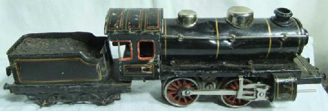 kraus-fandor 1016/19 spielzeug eisenbahn elektrische dampflokomotive spur 0