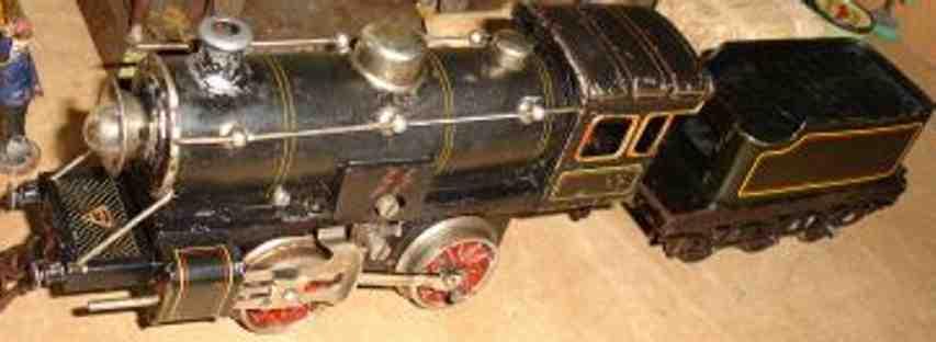 Kraus-Fandor 1017/19 Starkstrom-Dampflokomotive