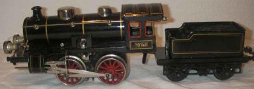 Kraus-Fandor 1021/18 20-Volt Dampflokomotive