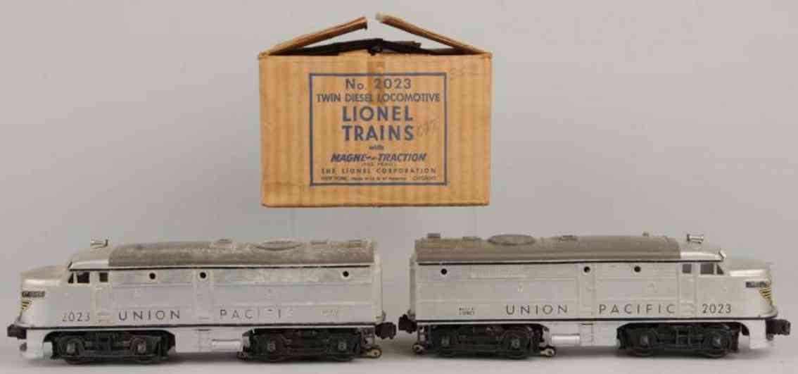 Lionel 2023 Union Pacific FA Doppeldiesel-Lokomotive