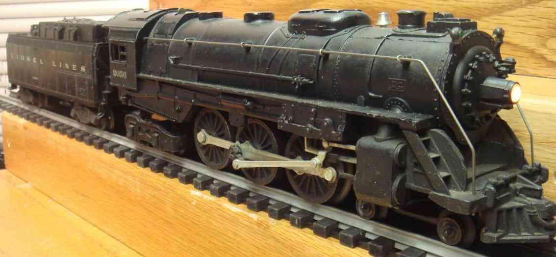 lionel 2056 20626w spielzeug eisenbahn lokomotive tender schwarz spur 027