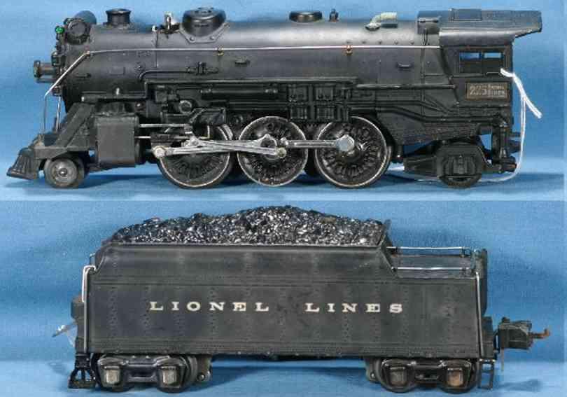 Lionel 225 Lokomotive