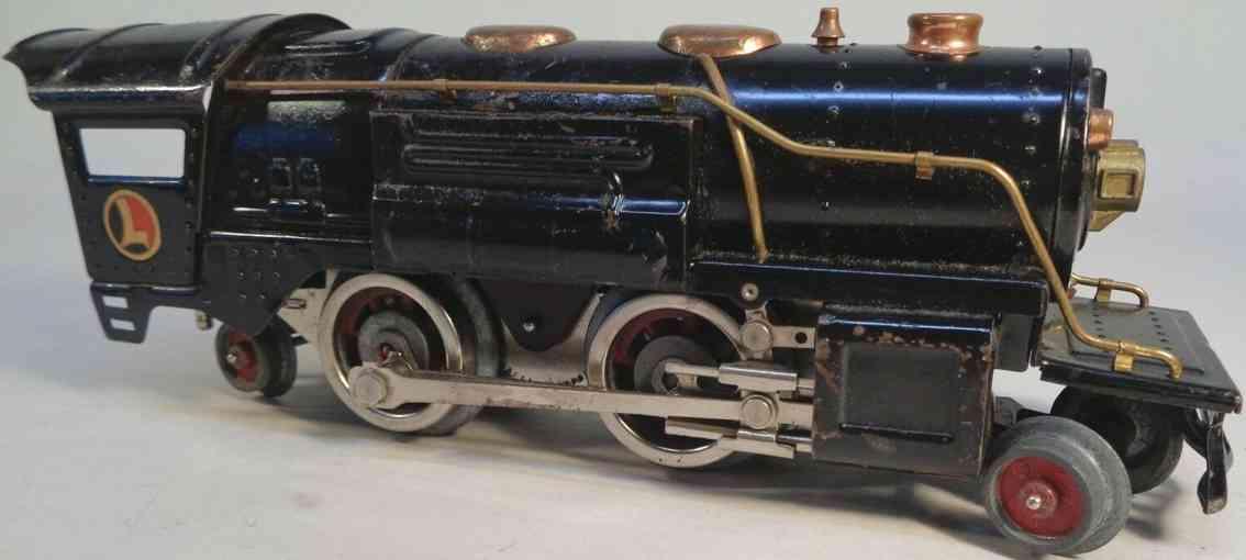 lionel 259 spielzeug eisenbahn lokomotive tender 259t schwarz spur 0