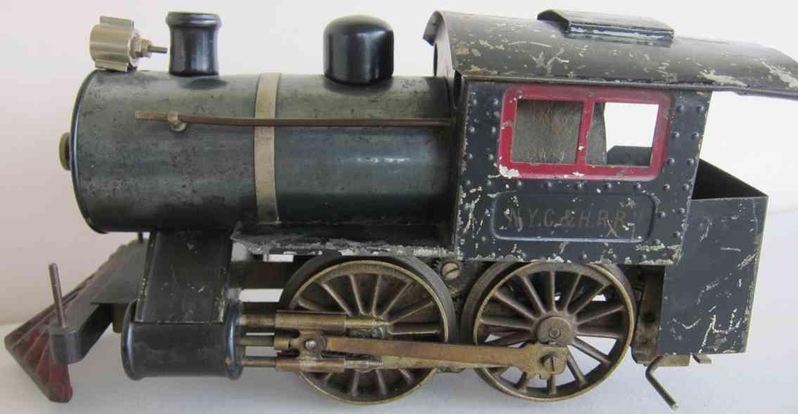 lionel 5 spielzeug eisenbahn dampflokomotive standard gauge