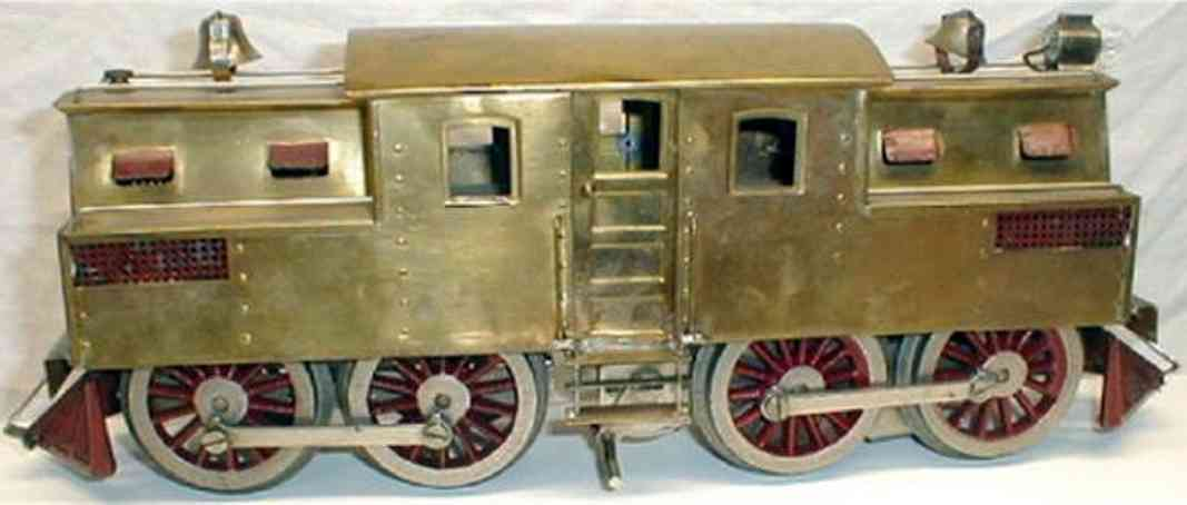 lionel 54 spielzeug eisenbahn elektrische lokomotive standard gauge