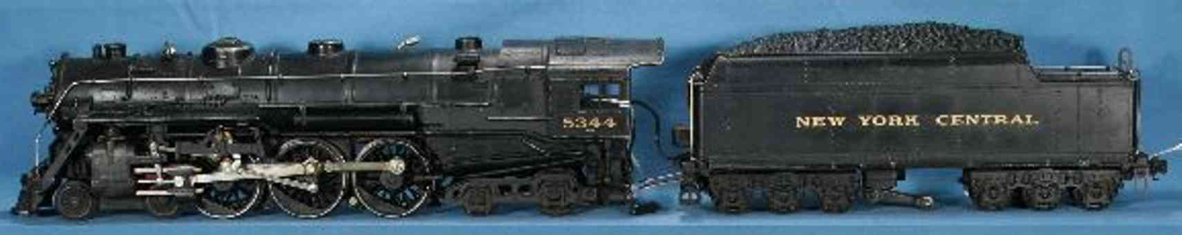 Lionel 700K Locomotive Scale Hudson with 700TW tender
