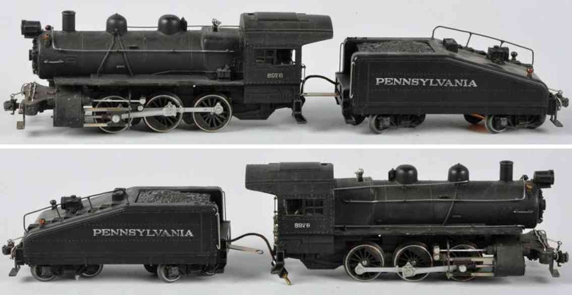 lionel 701 railway toy engine full scale switcher locomotive with tender gauge 0