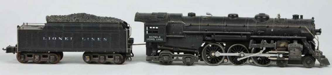 Lionel 763E 2226WX Electro locomotive Hudson
