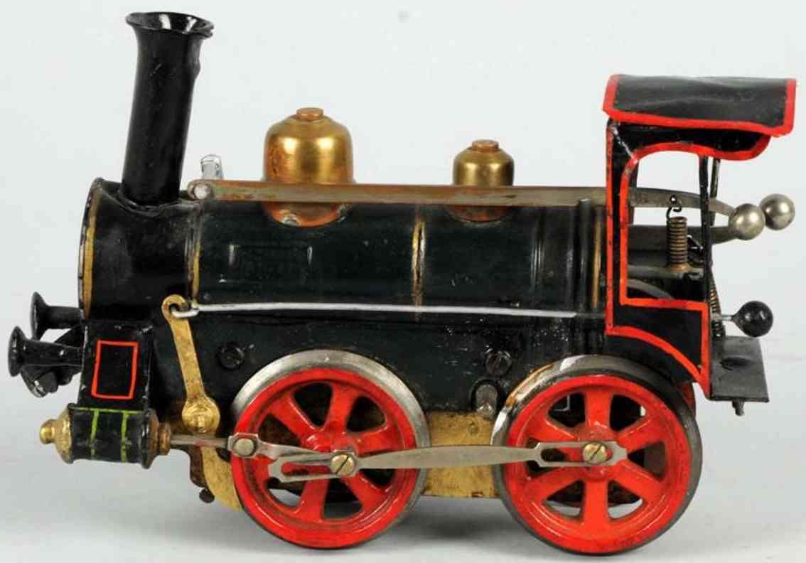 maerklin 1021 rnn spielzeug eisenbahn uhrwerklokomotive spur 1