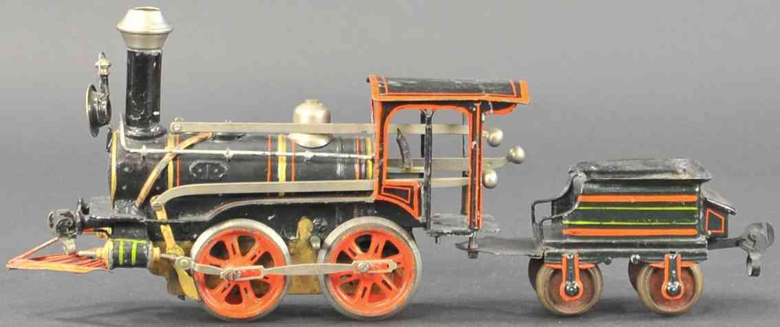 marklin maerklin 1031 rnn railway toy engine american clockwork locomotive gauge 1