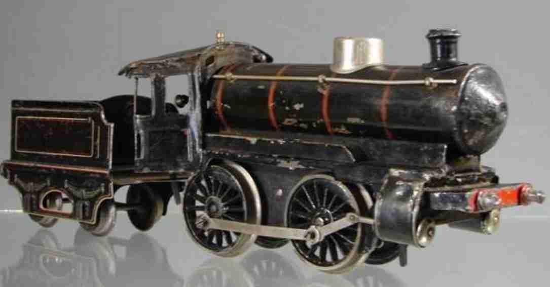 maerklin spielzeug eisenbahn uhrwerkdampflokomotive spur 1