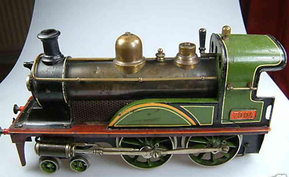maerklin 17594/2 spielzeug eisenbahn englische uhrwerk-dampflokomotive spur 2
