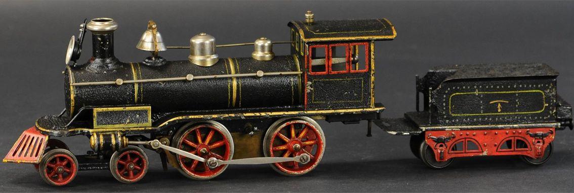 marklin maerklin railway toy engine american outline clockwork locomotive gauge 1