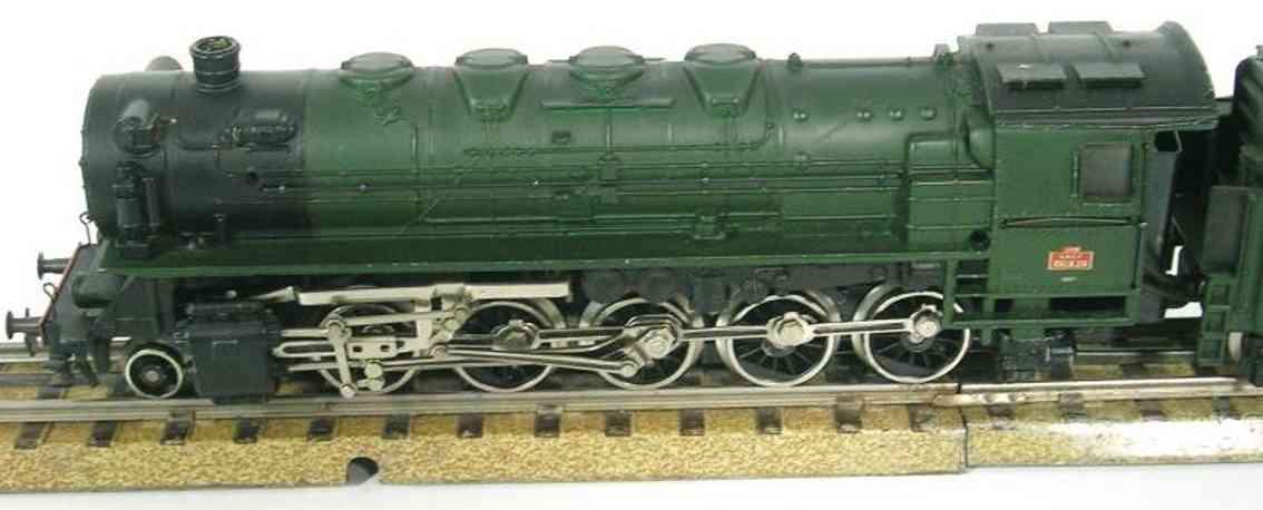 maerklin 3046 spielzeug eisenbahn gueterzug lokomotive tender spur  h0