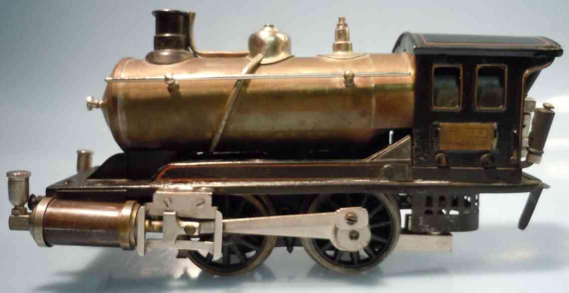 maerklin 4000 spielzeug eisenbahn lokomotive spiritusdampflokomotive spur 0