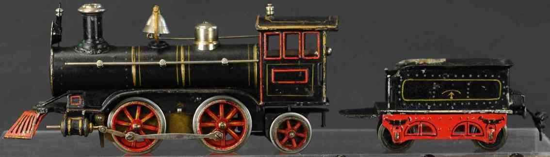 maerklin ad 1021 spielzeug eisenbahn amerikanische uhrwerklokomotive spur 1