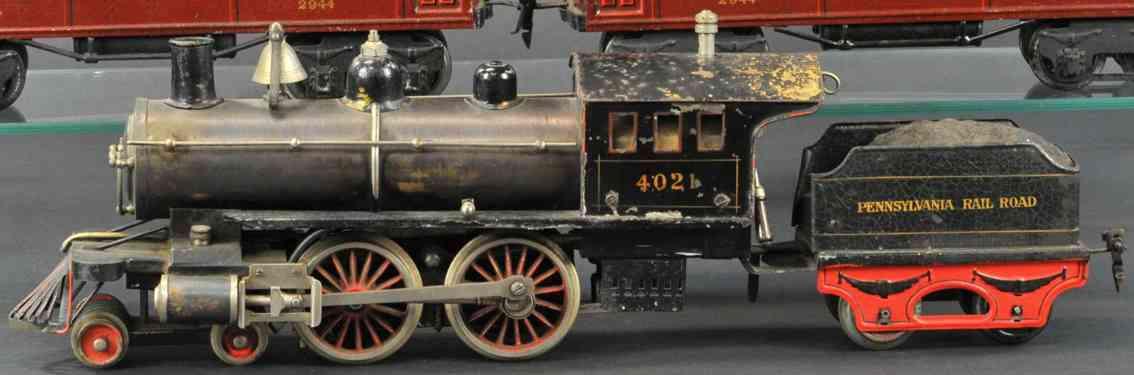 maerklin ae 4021 pennsylvania railroad amerikanische spiritus-dampflokomotive spur 1