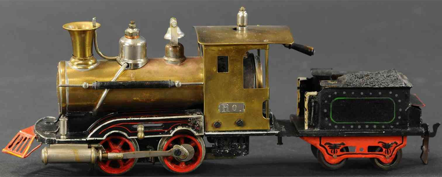 marklin maerklin ar 4020 1904 railway toy engine american spirit steam locomotive gauge 0