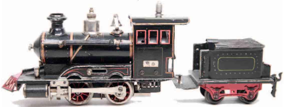 marklin maerklin ar 4020 1909 railway toy engine american spirit steam locomotive