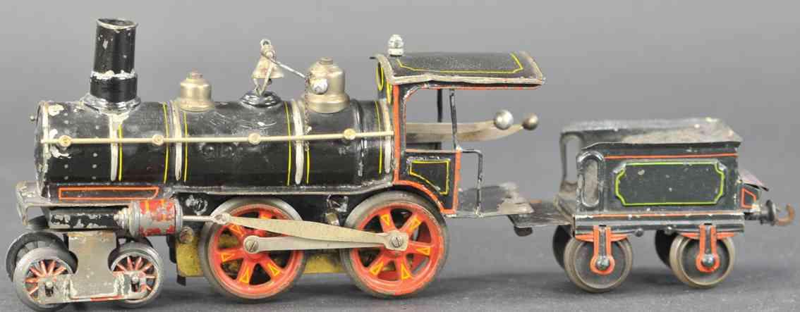 marklin maerklin railway toy engine american locomotive tender