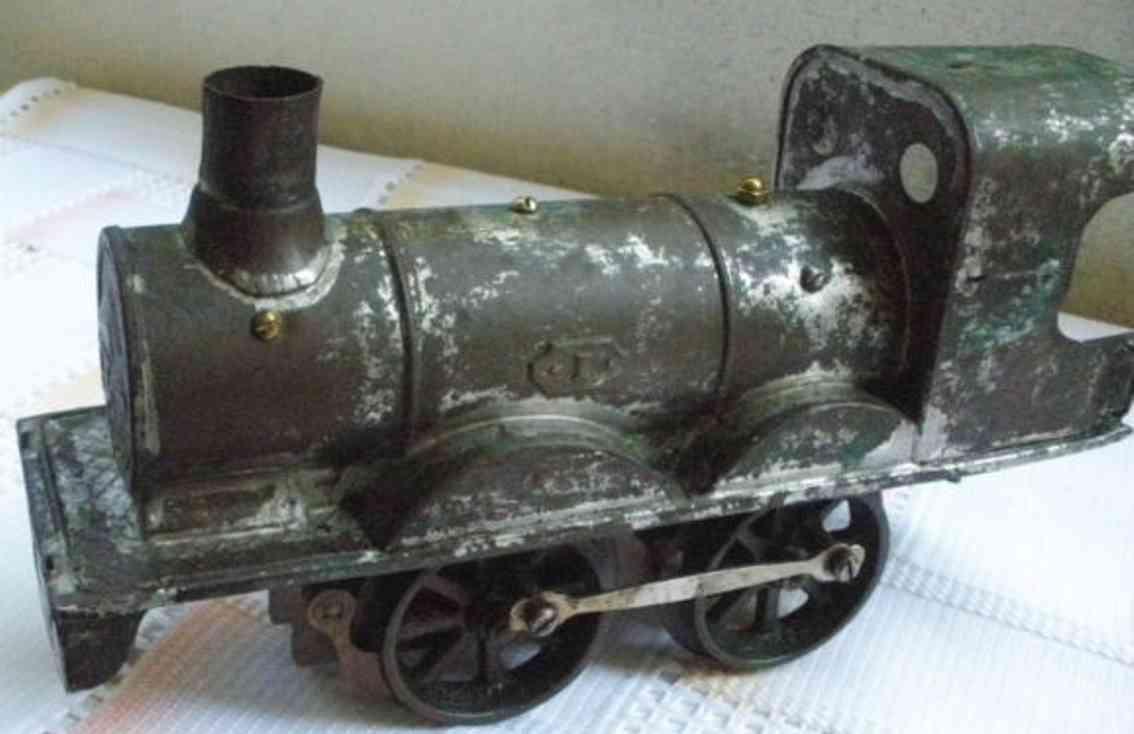 maerklin b 1021 gnr spielzeug eisenbahn englische uhrwerklokomotive gruen schwarz spur 1