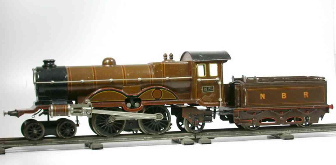 maerklin ce 64/3021 nbr englische starkstrom-dampflokomotive spur 1