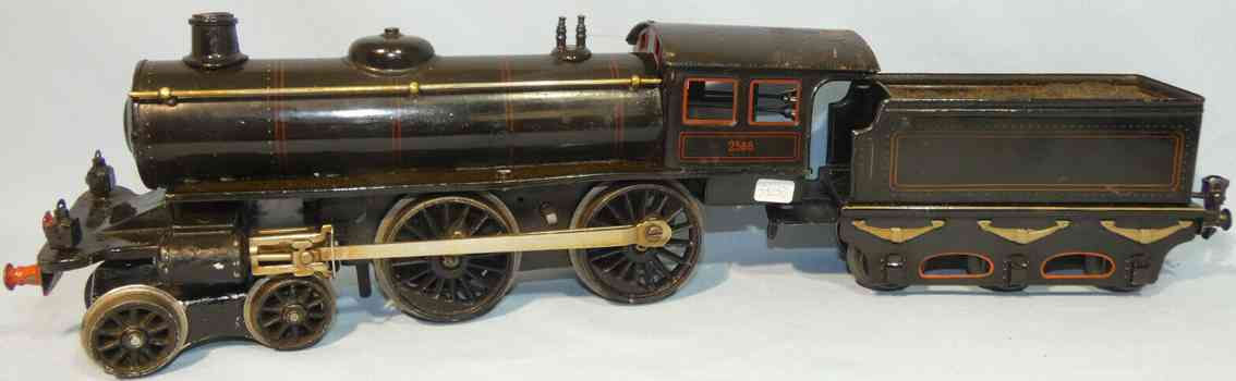 marklin maerklin e 1041 2588 railway toy engine clockwork steam locomotive