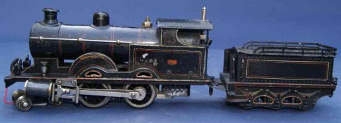 marklin maerklin e 4020 lnwr engine english spirit steam locomotive tender black gauge 0