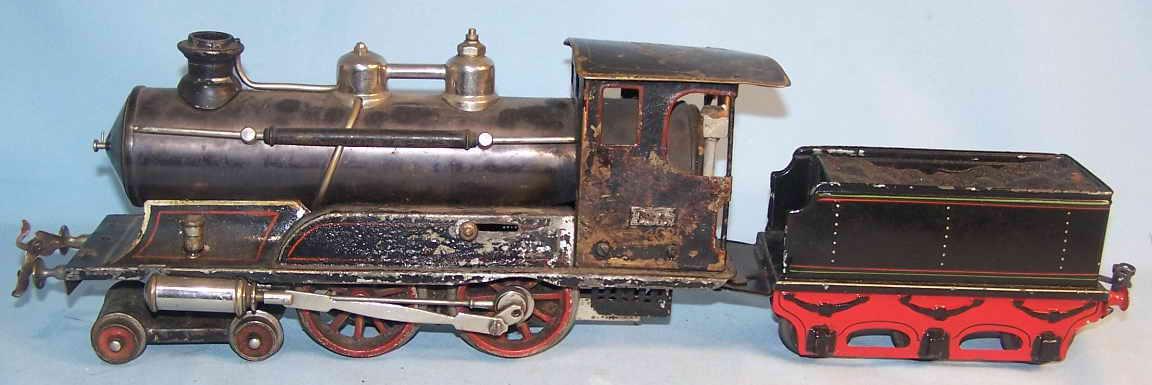 maerklin e 4021 spielzeug eisenbahn spiritus-dampflokomotive spur 1